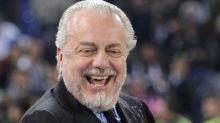 Elezioni regione Campania, il presidente del Napoli dà il suo appoggio a De Luca