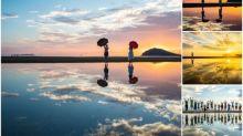 日本超靚「天空之鏡」 「瀨戶內海」夏天影相必到