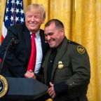 US border crisis: Trump celebrates ICE 'heroes' as he makes immigration focus ahead of crucial midterm elections