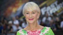 Helen Mirren issues plea to stop people from littering after clearing rubbish from a road in Italy