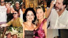 Zé Mayer ainda na Globo e Tony suado: Vera Fischer abre baú de 'Laços de Família'