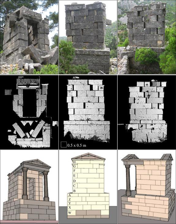 Roman Ruins Yield Clues to Ancient Earthquakes