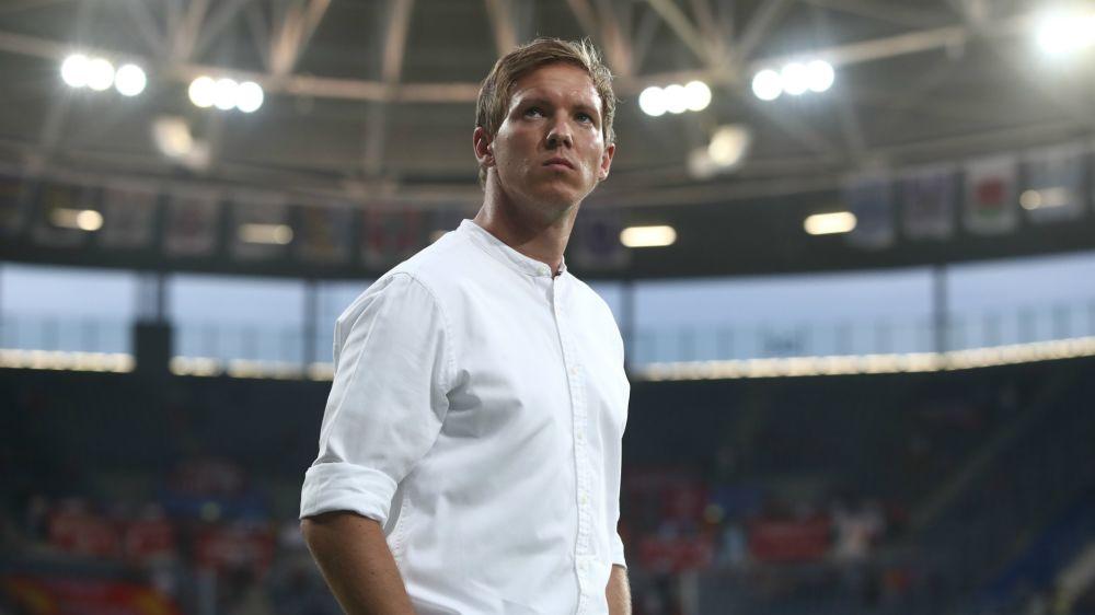 Nagelsmann opens door to coaching Bayern