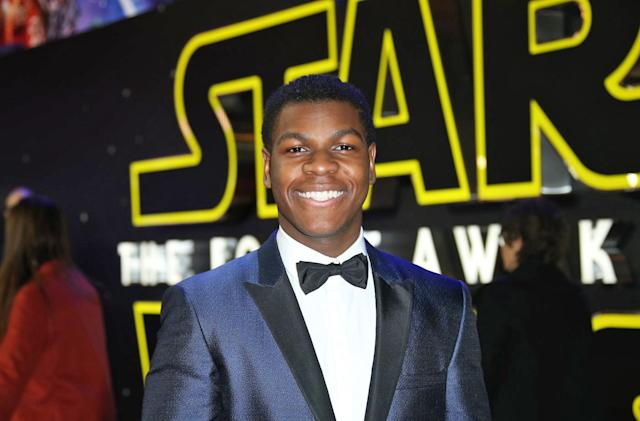 Finn from 'Star Wars' wants a story mode for 'Battlefront'