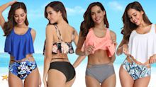 Amazon's $29 bestselling swimsuit 'fits perfectly and is very flattering for any body type'