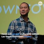 Tony Hsieh, retired Zappos.com CEO has died at 46-years-old
