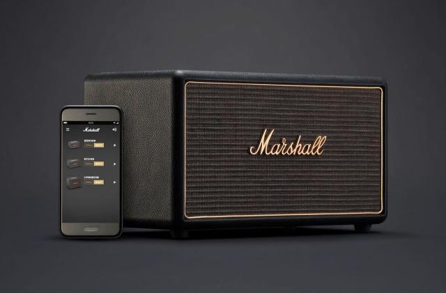 Marshall's updated speaker line packs Chromecast and multiroom audio