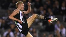 Magpies' Stephenson probed for AFL bet