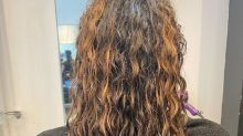 I Tried The Non-Chemical Straightening Treatment Everyone's Talking About