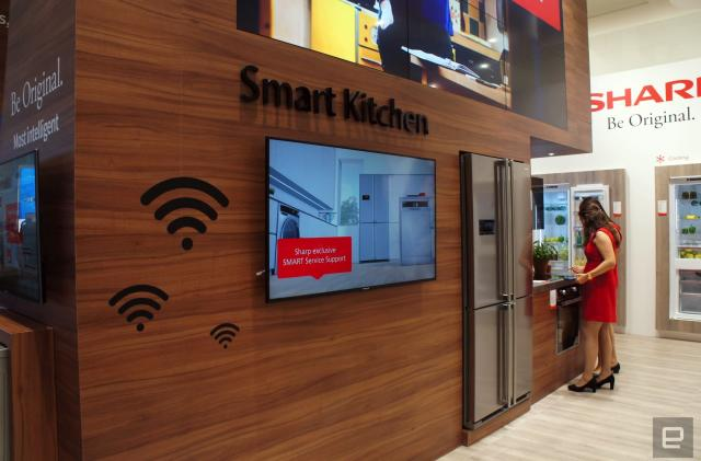 The smart kitchen revolution is a slow one