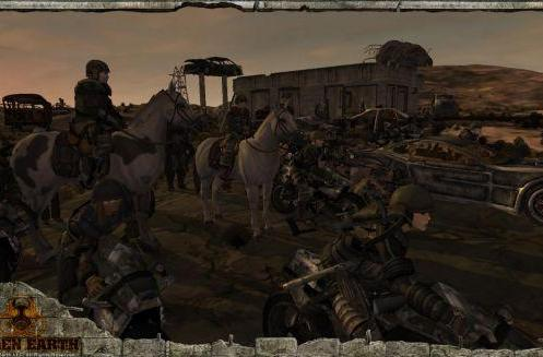 Fallen Earth Twitter screenshot exclusives coming to a close