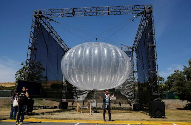 Alphabet may have spun out Project Loon into its own company (update: Alphabet responds)