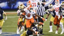 Clemson OC Tony Elliott excited to see Travis Etienne fulfill his potential with Jags