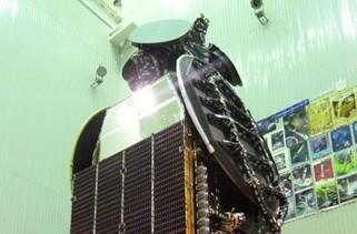 ViaSat-1 moves into fixed orbit, aims its broadband ray gun