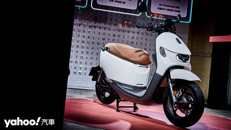 走出自我美型新風格!A-Motor宏佳騰智慧電車Ai-3 Comfort全新發表! - 10