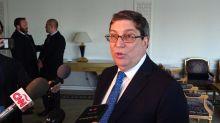 Cuba denuncia acciones de EE.UU. contra el envío de crudo venezolano a la isla