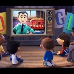 The Mister Rogers Google Doodle is here to fill your Friday with joy