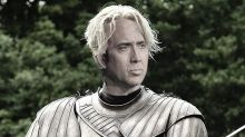 """E se Nicolas Cage avesse intepretato tutti i personaggi di """"Game of Thrones""""?"""