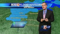 More storms? Check Brian's hourly timeline