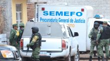 Asesinan a cinco personas en una taquería en el estado mexicano de Guanajuato