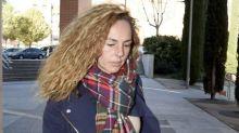 Rocío Carrasco, en tratamiento psicológico en plena guerra judicial con el padre de sus hijos
