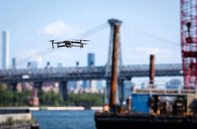 Senate passes bill that lets the government destroy private drones