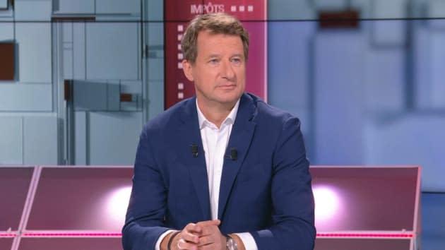 """Coût de l'énergie: Yannick Jadot propose un chèque énergie de """"400 euros"""" pour les foyers modestes"""