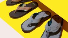 'Most comfortable flip-flops I've ever owned!': Shop the best-selling men's sandals