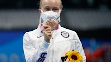 Diver Krysta Palmer Gets Olympic Bronze in 3m Springboard, First U.S. Woman to Do So in 33 Years
