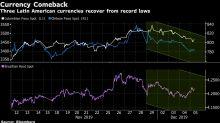 Monedas de América Latina ya no están al borde del colapso