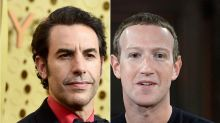 Sacha Baron Cohen Nails The Problem With Zuckerberg's Freedom Of Expression Defense