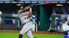 Detroit Tigers' Willi Castro hasn't heard if he will play shortstop in 2021
