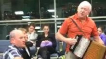 Newfoundlanders' Toronto Airport Party Is Proof Even Flight Delays Can Be Fun