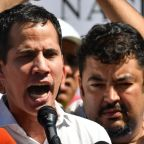 Venezuela opposition leader Juan Guaido says senior aide was kidnapped by intelligence agents