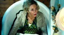 La nueva película de terror de Emily Blunt y John Krasinski alcanza una aprobación del 100%