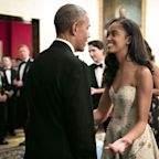 Michelle Obama Dishes on Malia's Prom Night: 'Be Cool,' Malia Asked the President and First Lady
