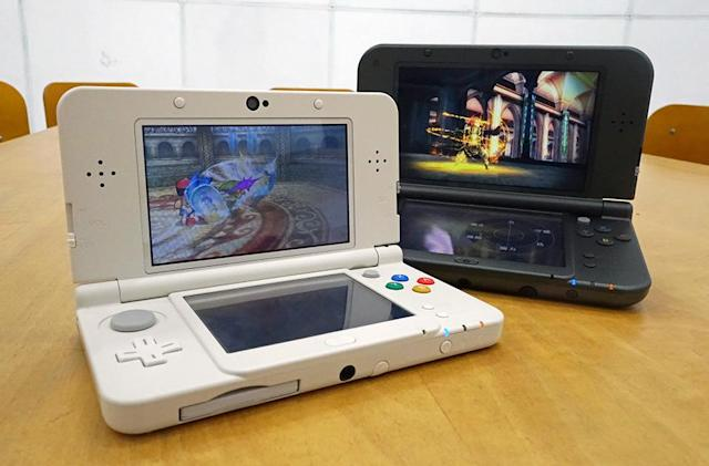 Tell us how you really feel about the New 3DS and 3DS XL