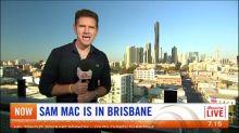 Sam Mac's weather at 7am