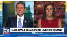 Sen. McSally calls out Omar and Tlaib, talks bill to define domestic terrorism as federal crime