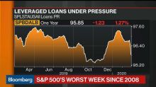 Why Leveraged Loans Could Be the Next to Fall in Credit