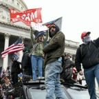 Oath Keepers member first to plead guilty in Capitol riot