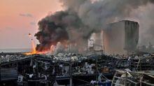 Beyrouth : 2750 tonnes de nitrate d'ammonium à l'origine des explosions du port