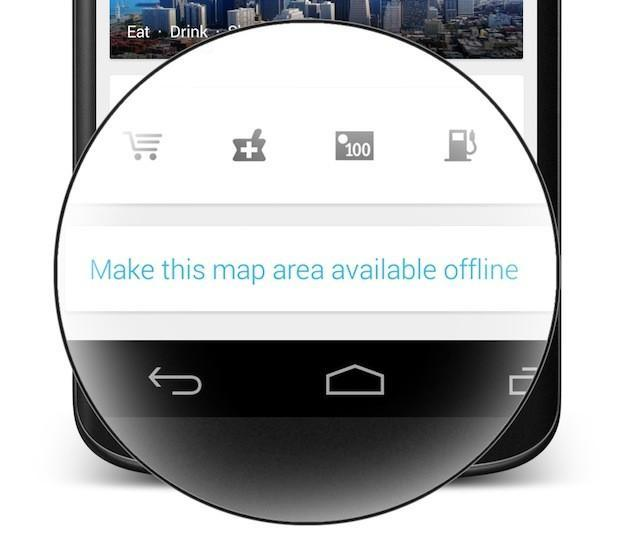 Google brings offline maps back to Android, kind of (Update: More countries get navigation too)