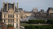 Paris Louvre museum reopens Monday after crippling losses