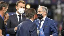 Foot - C1 - Maillot du PSG interdit à Marseille : Emmanuel Macron est intervenu pour faire annuler l'arrêté contesté