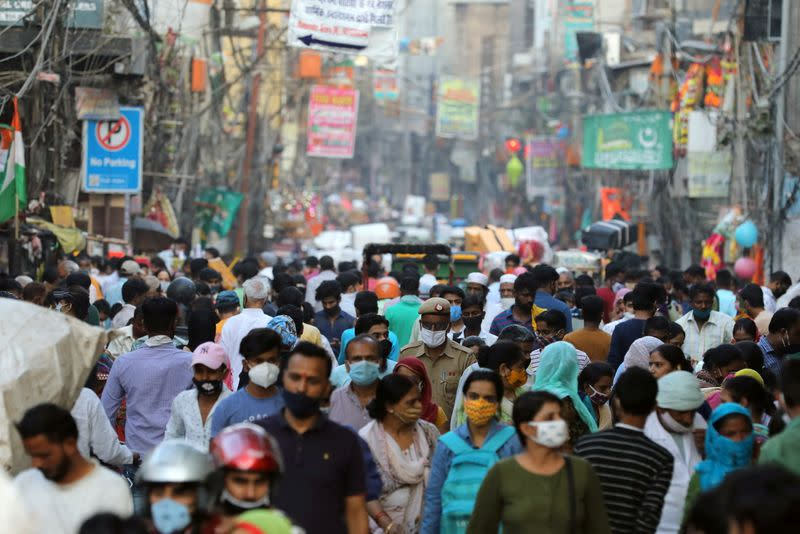 India's coronavirus cases tally hits 7.8 million