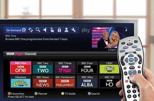 BBC iPlayer comes to Sky+, Hell reports incoming frost
