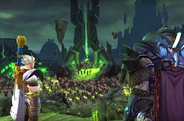 Blizzard's huge 'World of Warcraft: Legion' expansion hits beta this year