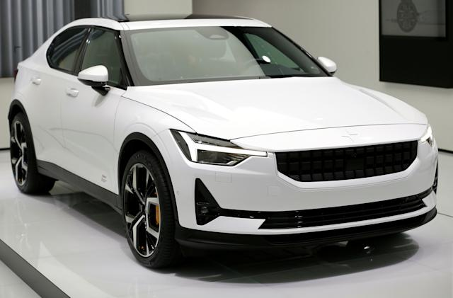 Polestar 2 EV recalled over glitch that can cut power while driving