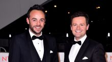 Ant and Dec lose twice at Royal Television Society Awards as both miss ceremony